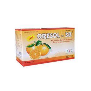Oresol – 3B – DP Á Châu