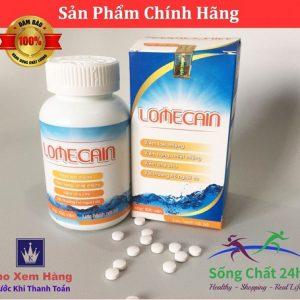 Lomecain – Nhiệt Miệng – DP Pháp