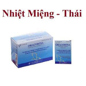 Oracortia – Hộp – DP Thái Lan