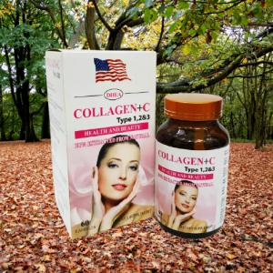 Collagen + C – Hồng – DP USA