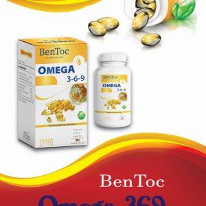Omega 3,6,9 – Bentoc – DP USA