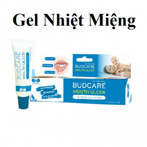 Gel Nhiệt Miệng Budcare Mouth