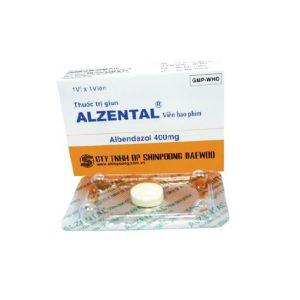 Alzental – DP Hàn Quốc
