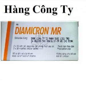 Diamicron MR 30mg – Công Ty – DP DKSH