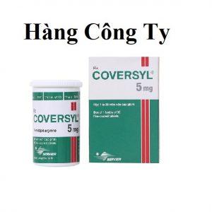 Coversyl 5mg – Công Ty – DP DKSH