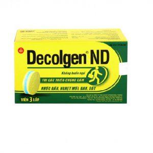 Decongel ND – Xanh – DP DKSH