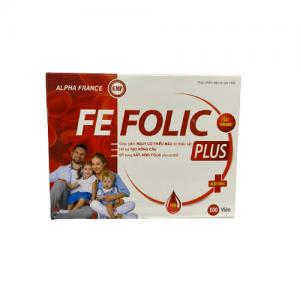 Fe Folic – DP Tradiphar