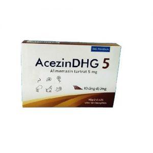 Acezin 5 – DP Hậu Giang