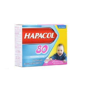 Hapacol 80mg – DP Hậu Giang