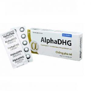 Alpha – DP Hậu Giang