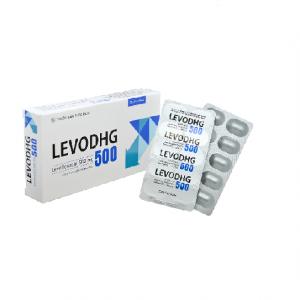 Levofloxacin 500mg – DP Hậu Giang