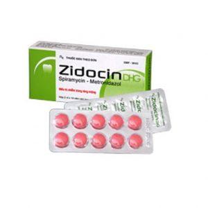 Zidocin – DP Hậu Giang