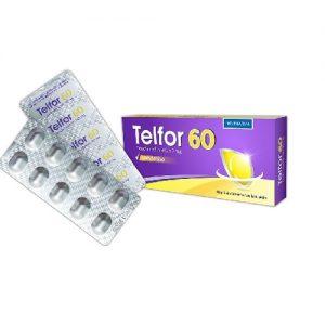 Telfor 60 – DP Hậu Giang