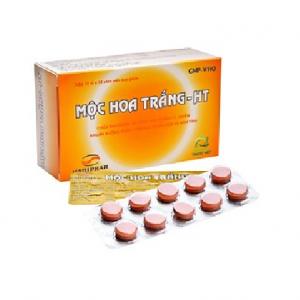 Mộc Hoa Trắng HT – DP Hà Tĩnh