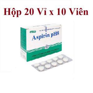 Aspirin Ph8 – DP Mekophar