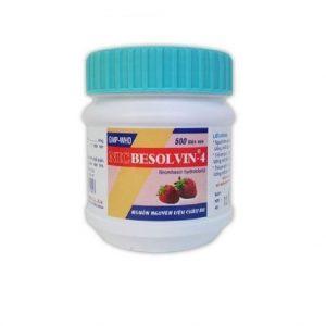 Besolvin 4mg – DP Nic Pharma
