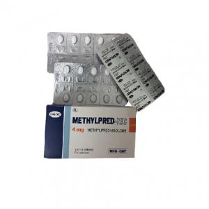 Methyprednisolone 4mg – DP Nic Pharma