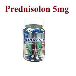 Prednison Caps 5mg  – DP Nic Pharma