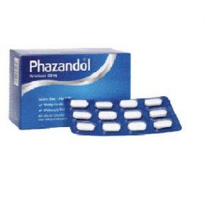 Phazandol Extra – Xanh – DP Phúc Vinh