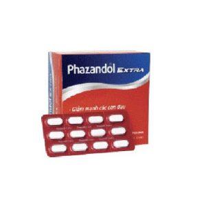 Phazandol Extra – Đỏ – DP Phúc Vinh