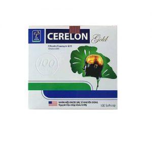 Cerelon – Bổ Não – Trắng – DP USA