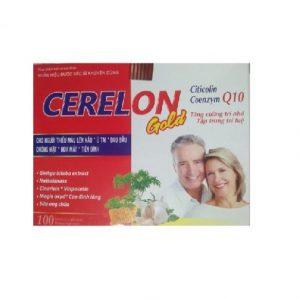Cerelon – Bổ Não – Đỏ – DP USA