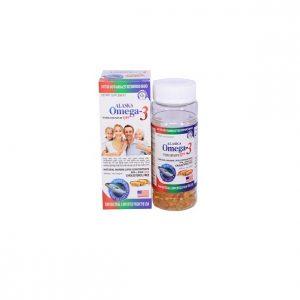 Omega 3 – Trắng – DP USA