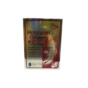 Homfamin Ginseng – DP USA
