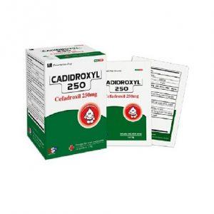 Cadidroxyl 250mg – DP USP