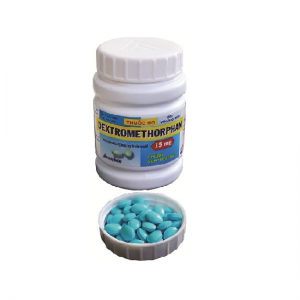 Dextromethorphan – Chai – DP Vacopha