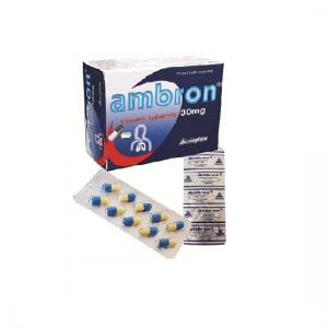 Ambromxol 30mg – Hộp – DP Vacophar