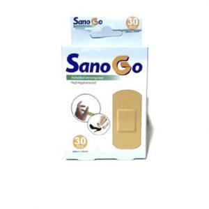 BCN Sano Go 30  – 3,8 x 7,2Cm