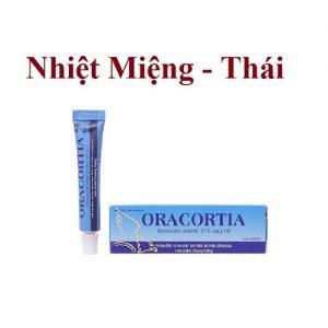 Oracortia – Tuýp – Thái Lan