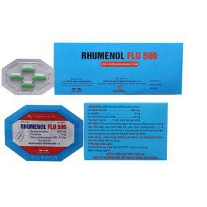 Rhumenol Flu 500 – DP Medipharco