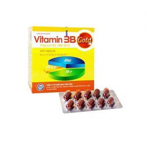 Vitamin 3B Gold – DP Phúc Vinh