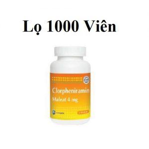 Clorpheniramin 4mg – DP Phúc Vinh