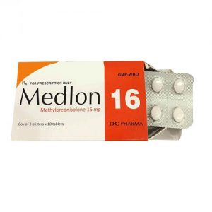 Medlon 16 – DP Hậu Giang