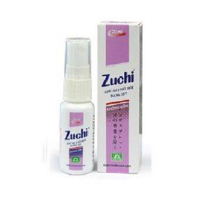Xịt Nách Khử Mùi Zuchi – DP Hoa Linh
