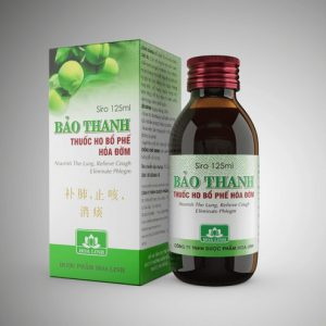 Siro Ho Bảo Thanh (C/125ml) – DP Hoa Linh