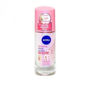 Lăn ngăn mùi Nivea Serum trắng Mịn Chuyên Sâu